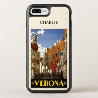 Verona Italy name phone OtterBox Symmetry iPhone 8 Plus/7 Plus Case