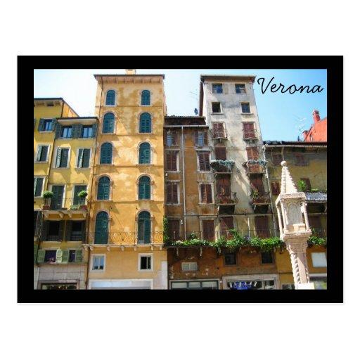 Verona, Italy Post Card