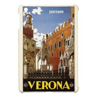 Verona Italy vintage travel custom cases Case For The iPad Mini