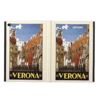 Verona Italy vintage travel custom device cases