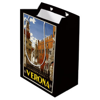 Verona Italy Vintage Travel gift bags