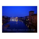 Verona, Night Post Cards