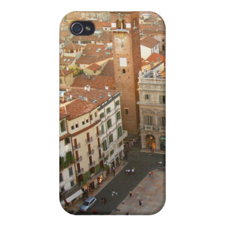 Verona Piazza Della Erbe iPhone 4/4S Case