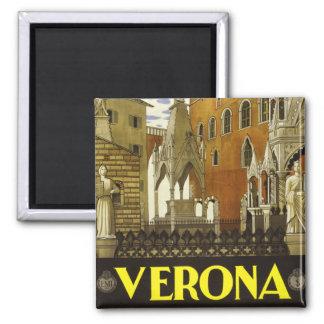 Verona Square Magnet