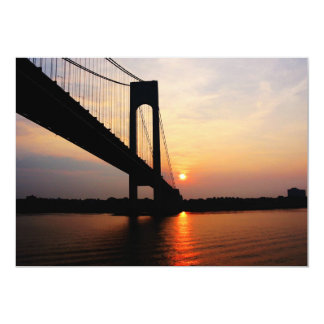 Verrazano Bridge at Dawn Announcements