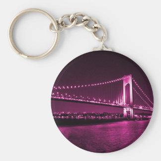 Verrazano Narrows Bridge keychain