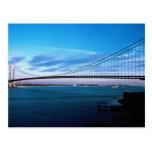 Verrazano-Narrows Bridge, New York, U.S.A. Postcards