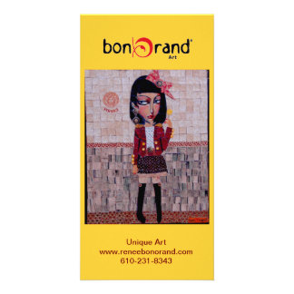 versace.jpg, bonorand logo, Unique Artwww.renee... Picture Card