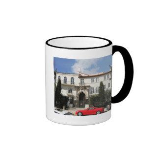 Versace Mansion Ringer Coffee Mug