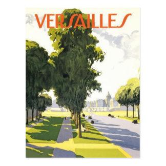 Versailles France Postcard