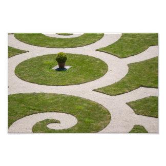 Versailles Gardens Photographic Print