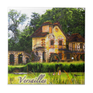 Versailles Gardens Small Square Tile