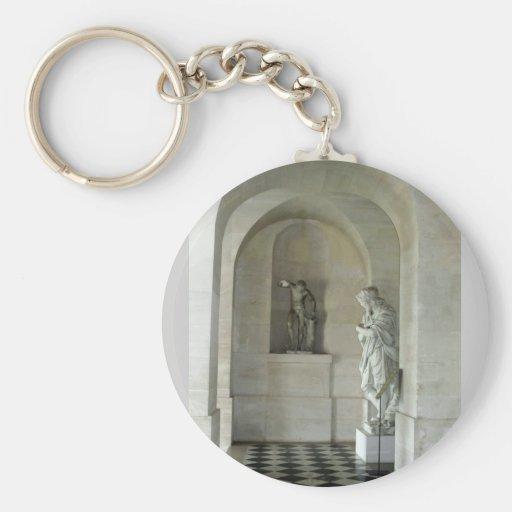 Versailles Key Chain
