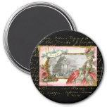 Versailles Marie Antoinette Elegance Magnet