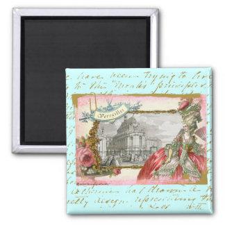 Versailles Marie Antoinette Magnet
