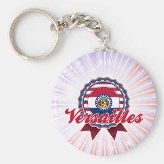 Versailles, MO Key Chain