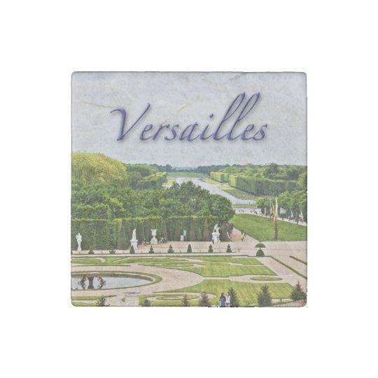 Versailles Palace Gardens Stone Magnet