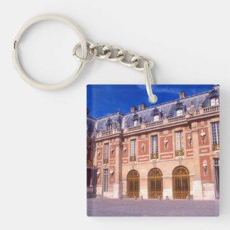 Versailles Palace Single-Sided Square Acrylic Key Ring