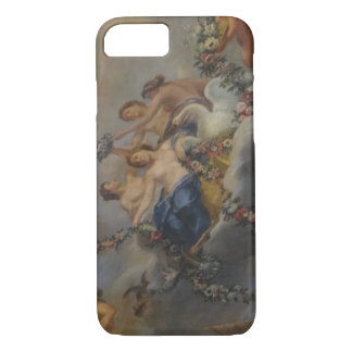 Versailles Paris France Painting iPhone 5 Case