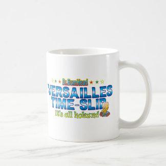 Versailles Time-Slip Dr. B Head Basic White Mug