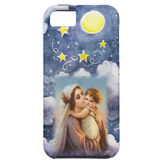Version2 - Angel Mother and Child iPhone 5 Case
