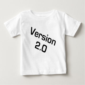 Version 2.0 Children's/Infant Geek shirt