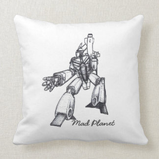 Version 7 Square Pillow