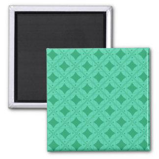vert  patterns square magnet