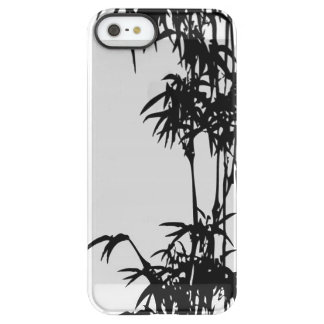 Vertical Oriental Scroll Permafrost® iPhone SE/5/5s Case