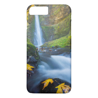 Vertical panorama view of Tunnel Falls iPhone 8 Plus/7 Plus Case