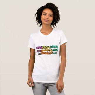 Vertical Pyramids T-Shirt