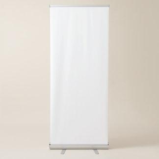 Vertical Retractable Banner