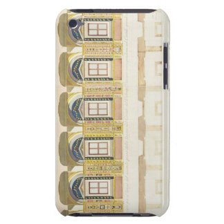 Vertical section of the second floor of the Raphae iPod Touch Case