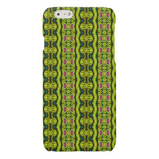 Vertical tribal pattern iPhone 6 plus case