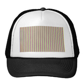 Verticle stripes 1 cap