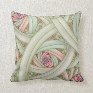 Veruca green American MoJo Pillow
