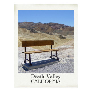 Very Beautiful Death Valley Postcard! Postcard