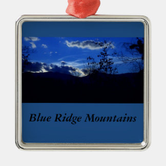 Very Blue Ridge Mountains Ornament