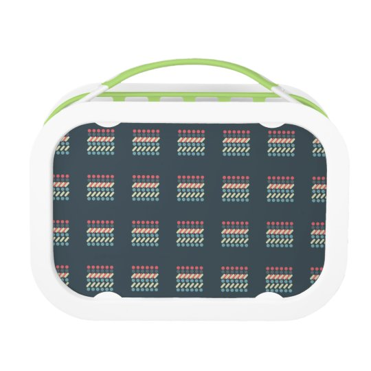 Very British graphic train and bus seat patterns