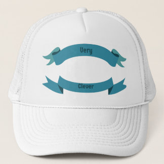 Very Clever Trucker Hat