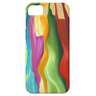 Very colorfull abstract painting. iPhone 5 cases