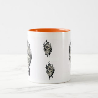 Very Cool Skull Coffee Mug 11 oz