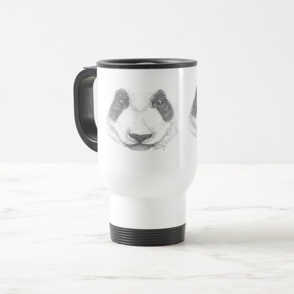 Very Cuddley Panda Cup