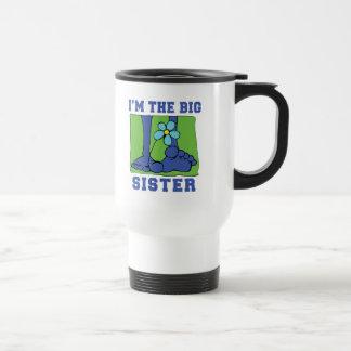 Very Cute I m The Big Sister Coffee Mug