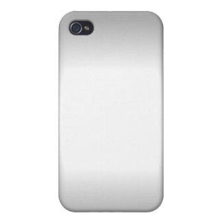 Very Elegant Black and White  iPhone 4/4S Case