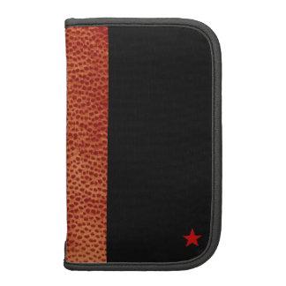 Very Elegant Ostrich Leather Look Folio Smartphone Folio Planner