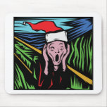 Very Funny Christmas Mouse Pad