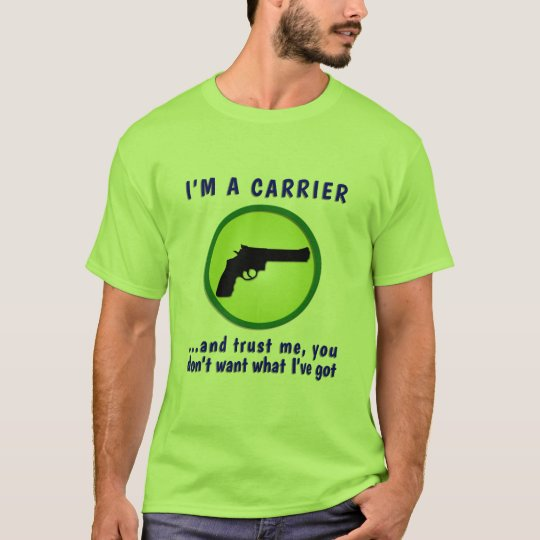 Very Funny Concealed Carrier T-Shirt