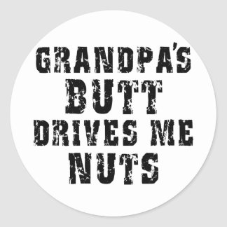 Very Funny Grandma Stickers