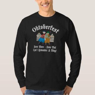 Very Funny Oktoberfest Black T-Shirt
